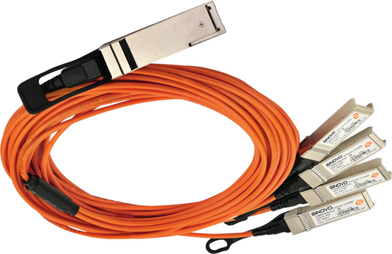 25Gb/s SFP28 Active Optical Cable (SFP28 AOC)